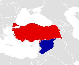 Syria_Turkey_Map