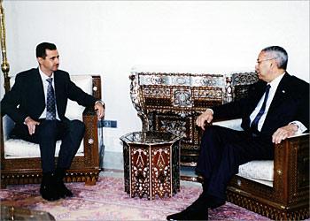 لن تسمع كلينتون من سورية إلا ما سمعه كولن باول