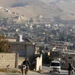 الجيش اللبناني يقصف مواقع مسلحين في أطراف عرسال