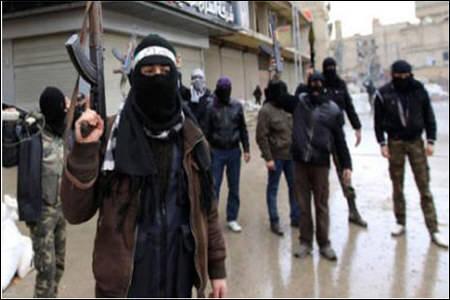 syria gunmen