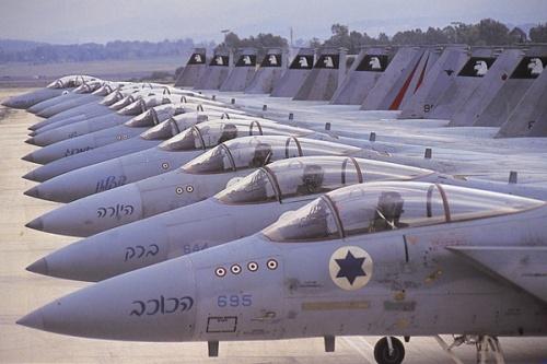 israeli-planes