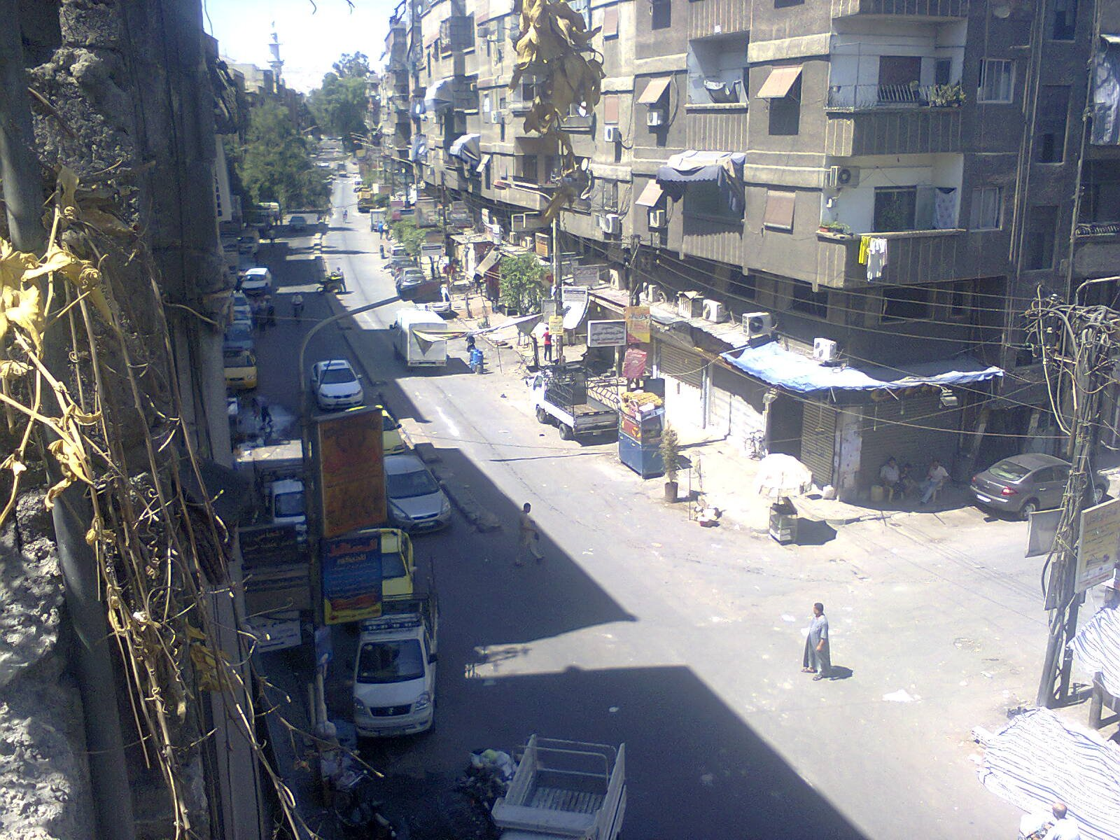 yarmouk-camp