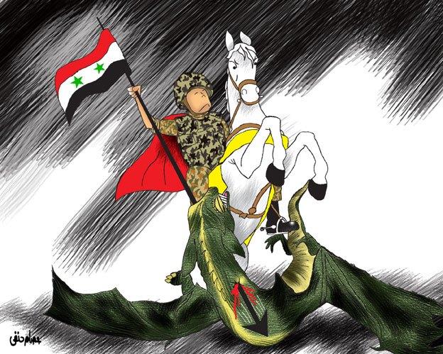 caricature-syrianarmy-issamhanafi