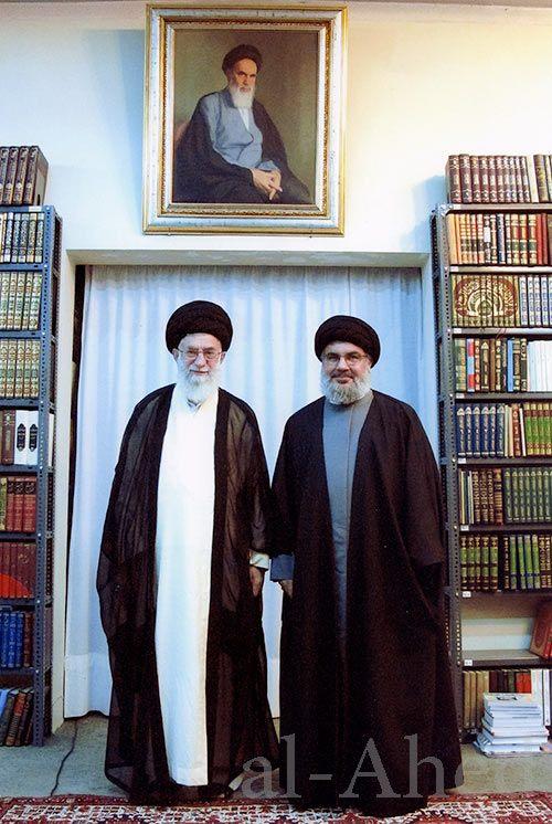 khamenei-nasrallah