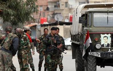 انهيار العصابات الارهابية في سوريا وأمريكا تستجدي وقفا للنار من موسكو
