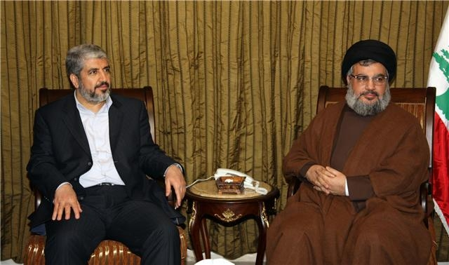 لقاءات بين حماس وايران وحزب الله لاعادة العلاقات الى سابق عهدها