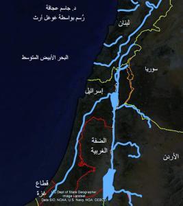 المياه في الشرق الأوسط سبب الحروب المقبلة