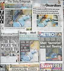 الصحافة البريطانية