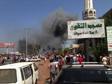 رأي الموقع: توترات على هامش انفجارات طرابلس الإرهابية