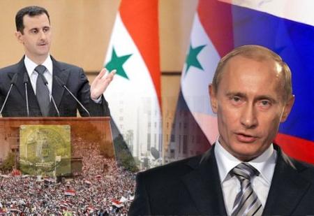 Russia - syria