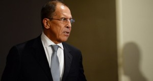 لافروف: دعم الولايات المتحدة للمعارضة السورية المسلحة قصر نظر