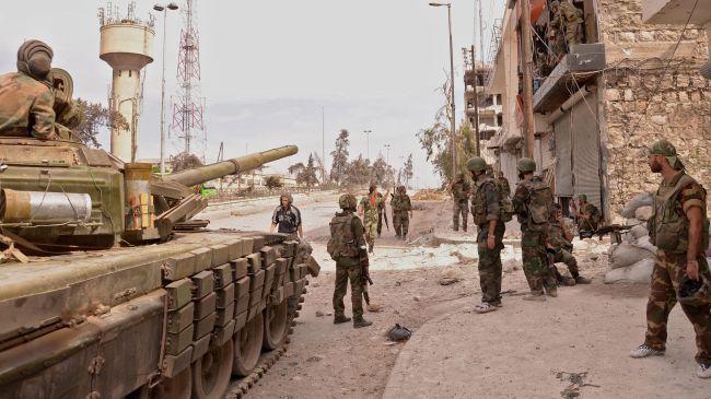 Syrian arabic army 1