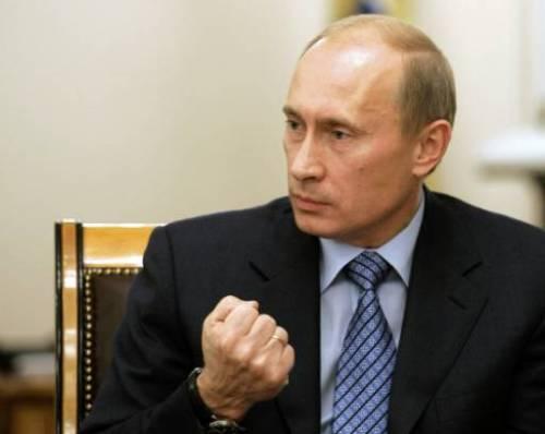 Vladimir Putin - Russia's president