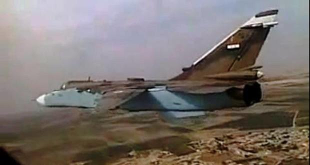 السوخوي قرب القاعدة البريطانية: الرد السوري على التجربة الصاروخية الإسرائيلية