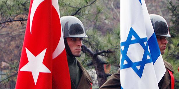 turkey-israel-flags