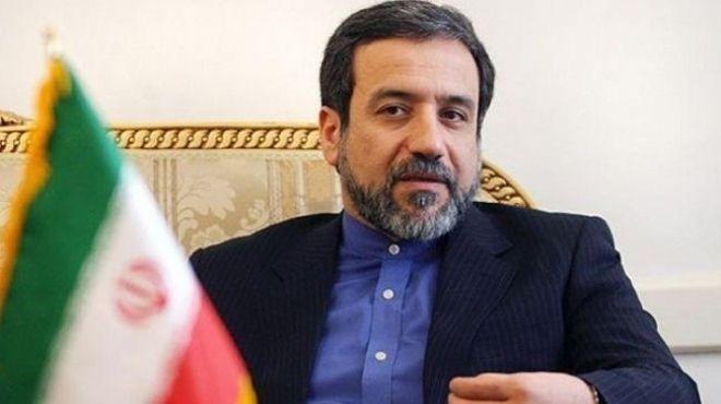 Abbas Araghchi - Iran