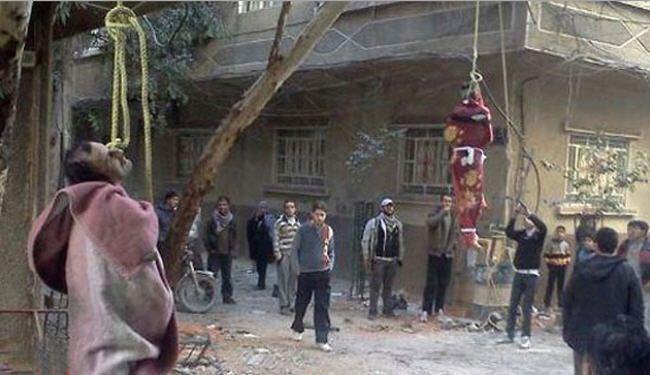 اوامر للجيش الحر والنصرة بارتكاب جرائم واتهام دمشق بها