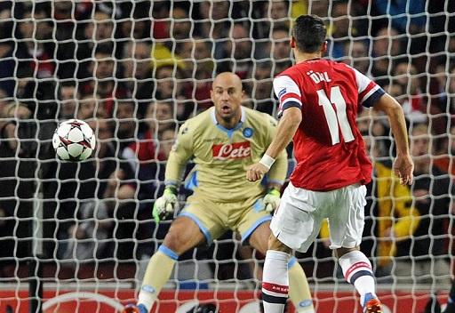 Arsenal - Naples