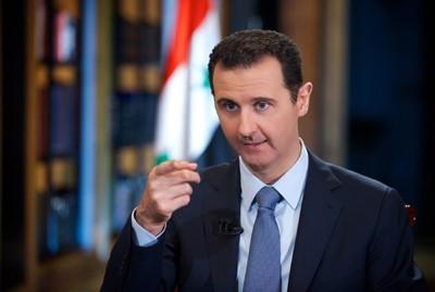 Bashar al-Assad - President of Syria 1