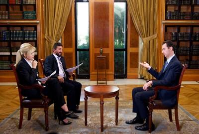 Bashar al-Assad - President of Syria