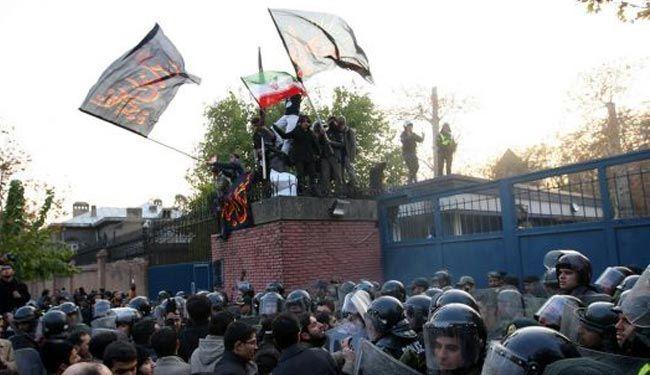 ايران وبريطانيا.. حرب المصالحة!