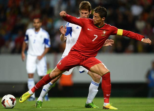 C.Ronaldo - Portugal