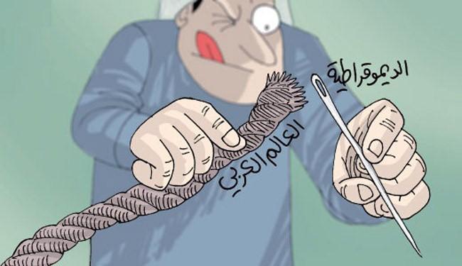 كاريكاتير 27-10-2013