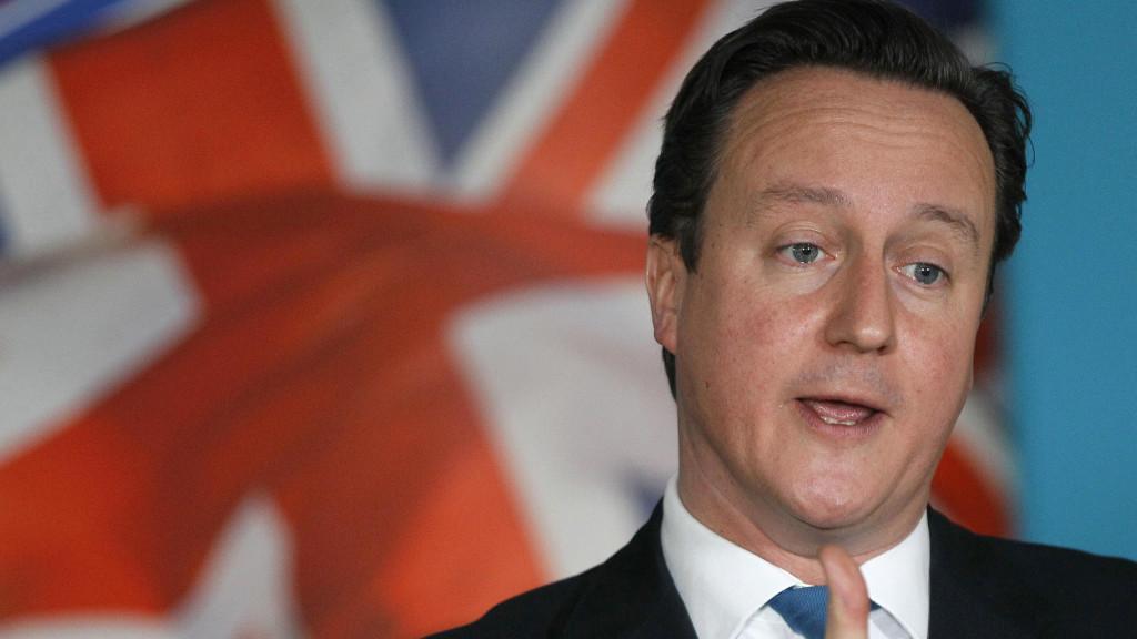 David Cameron - Britain's Prime Minister