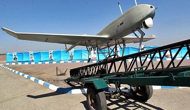 """الطائرة الايرانية بلا طيار """"شاهين"""".. عين ثاقبة ترصد النقاط العمياء"""