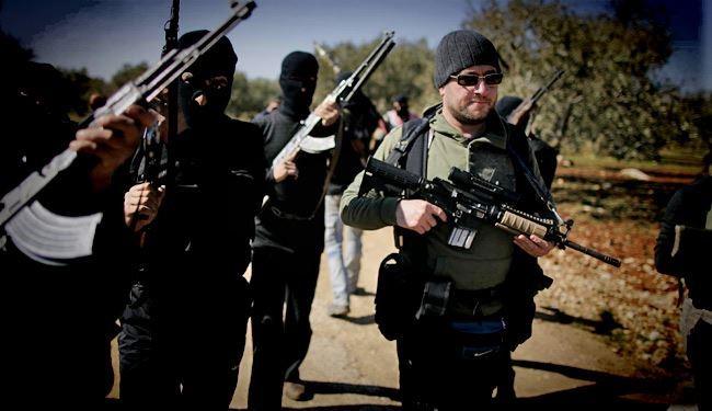 التسليح السعودي للمجموعات المسلحة