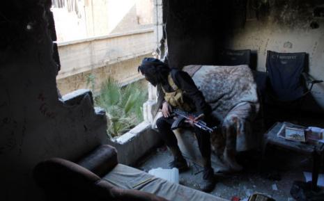 Free syrian army - Kalamoun