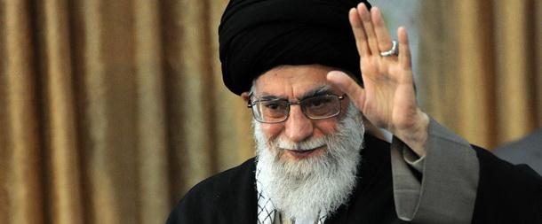 Leader of the Islamic Revolution in Iran