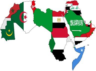 Map - arabic