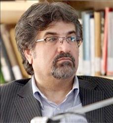 Nasser Hadian Jazee - professor of international relations in Tehran