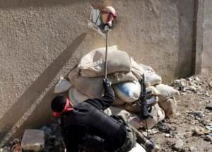 Plastic mannequin - Syria 2