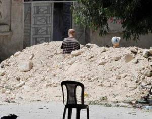 Plastic mannequin - Syria 5