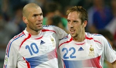 Rebire - Zidane - sports