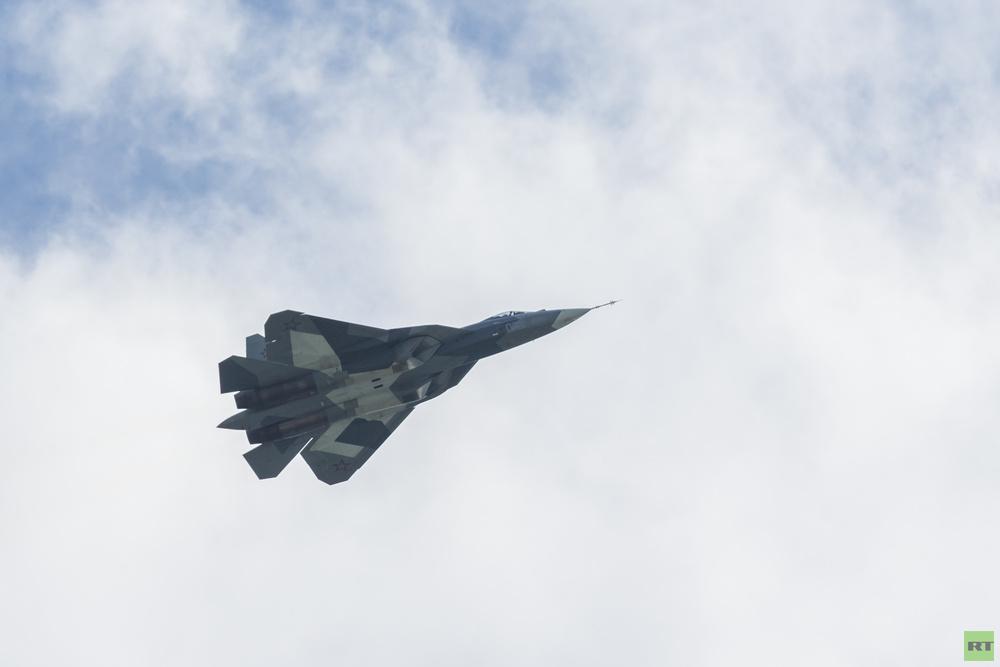 Russian warplane 2