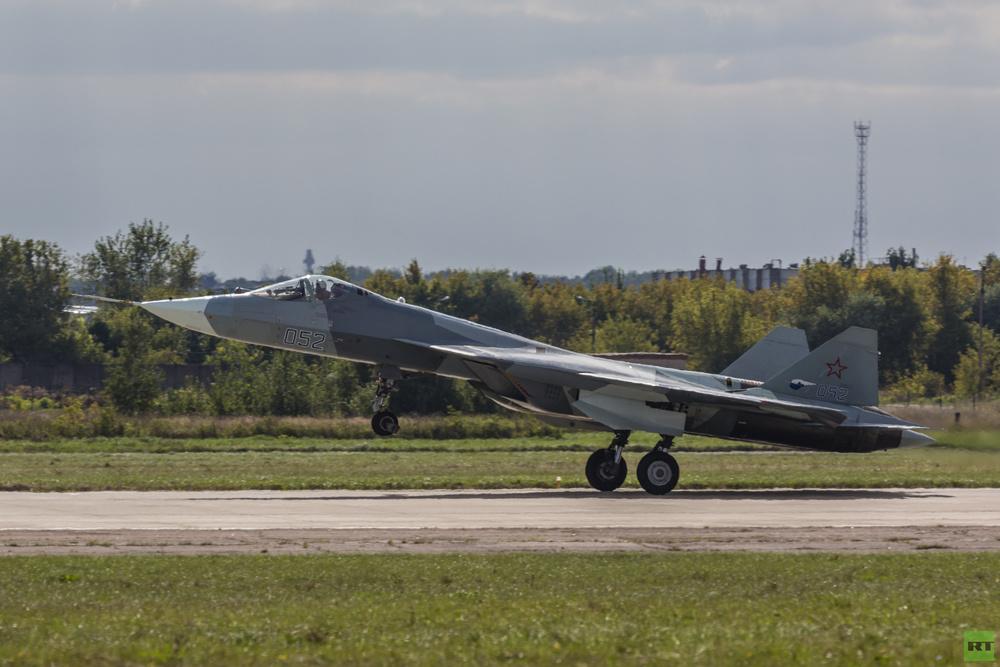 Russian warplane 7