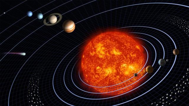 Space - Sun