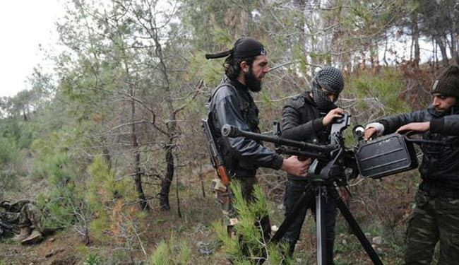 برلماني سوري: الغرب يدعم الارهابيين بالمال والسلاح