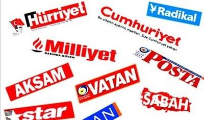 Turkey newspaper