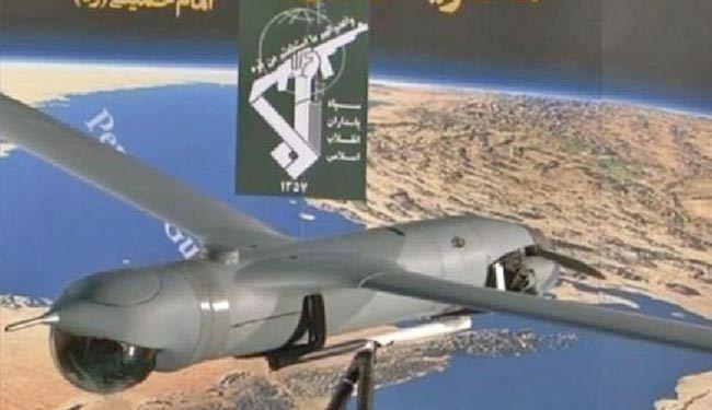 ايران تهدي طائرة بدون طيار وفيلما استطلاعيا للخليح الفارسي لروسيا
