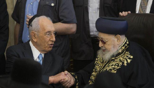وفاة الحاخام الصهيوني المثير للجدل عوفاديا يوسف