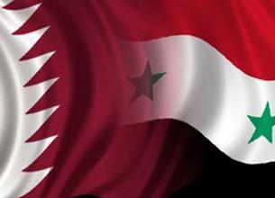 دمشق ترفض رسائل مشيخة قطر لتنقية الأجواء بين البلدين!!