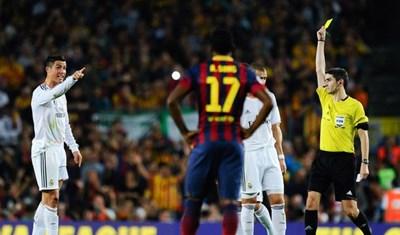 real madrid - Barca - Ronaldo