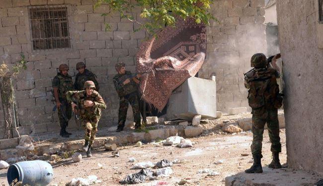 Syrian army enters al Qusayr strategic town
