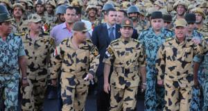 ترتيب الجيوش العربية.. مصر تتصدر.. والسعودية ثانيًا