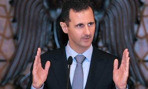 bashar - assad - syria - president