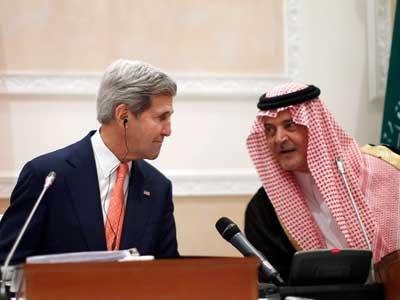 كيري في السعودية 'الممانعة': سياسة جبر الخواطر!